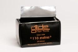 Glide Silver 20 mic Foil 110m