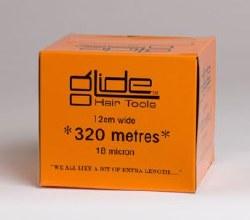 Glide 320m 18 Micron Foil Silv