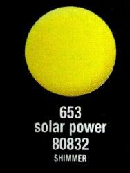 China Glaze Polish Solar (D)