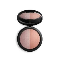 Inika Baked Blush Duo Pink Tic
