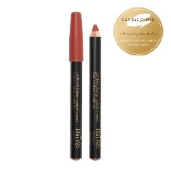 Inika CO Lip Crayon Chilli Red