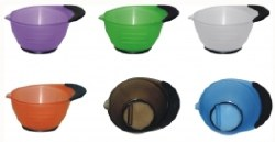 Fluro Tint Bowls Rubber Base