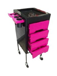 Trolley Libra Pink/Black (P)