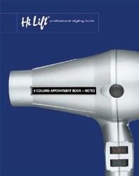Hi Lift 6 Column Appoint Book