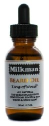 Milkman Beard Oil King Of W(D)