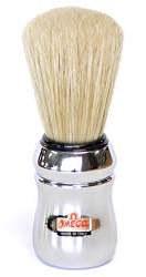 Omega Shave Brush Silv #10083