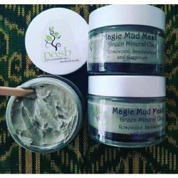 Pash Magic Mud Mask 50ml