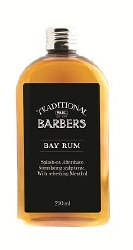 Trad Barbers Bay Rum 250ml