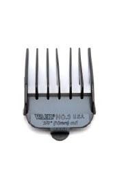 Attach Comb Blk Plastic Tab #3