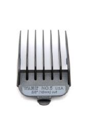 Attach Comb Blk Plastic Tab #5