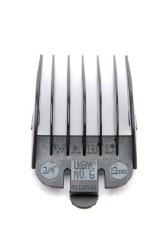 Attach Comb Blk Plastic Tab #6