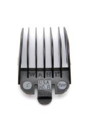 Attach Comb Blk Plastic Tab #8