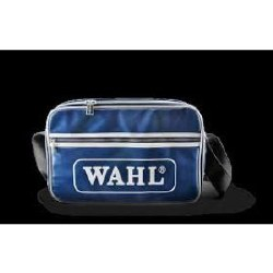 Wahl Retro Bag Blue & Beige
