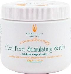 N Look C/Feet Stimul Scrb 600g