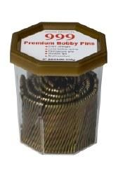 "Date Bobby Pins 999 2"" Bronze"