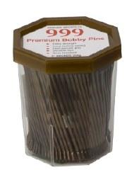 "Date Bobby Pins 999 3"" Bronze"