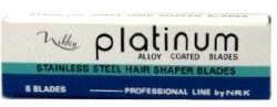 Nikky Platinum Blades 5-Pack
