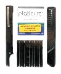 Date Platinum Razor & Blade(D)