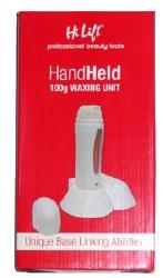 Hi Lift Hand Held Waxing Unit