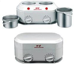 Hi Lift Twin Wax Pot 1Ltr/50(D