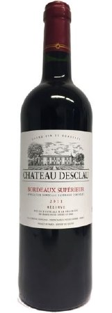 2010 Chateau Desclau, AOC Bordeux Superieur