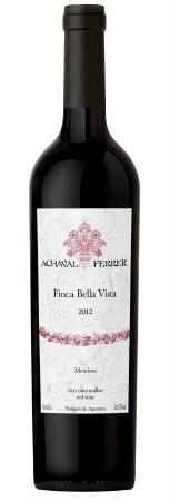 2012 Achaval Ferer, Finca Bella Vista, Malbec, Mendoza, Argentina