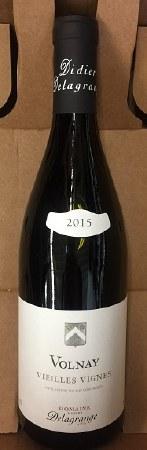 2014 Domaine Henri Delagrange, AOC Volnay, Vieilles Vignes, Burgundy