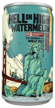 21ST Amendment WATERMELON Case