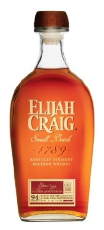 Elijah Craig, Small Batch Kentucky Straight Bourbon Whiskey