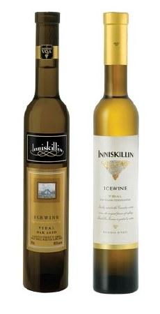 NV Inniskillin, Icewine, Gold Vidal, VQA Niagara Peninsula