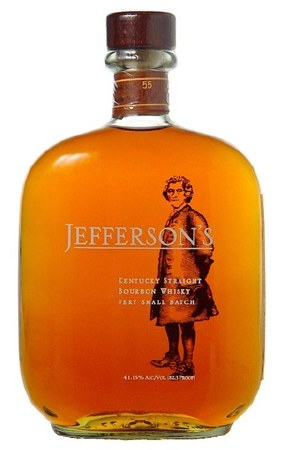 Jefferson's, Kentucky Straight Bourbon Whiskey, Very Small Batch