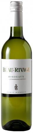 2014 Beau Rivage, AOC Bordeaux Blanc