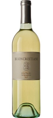 2013 Buoncristiani Family Winery, Triad Blanc, AVA Napa Valley, CA