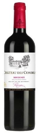 2012 Chateau des Combes, Grand Vin de Bordeaux, AOC Bordeaux