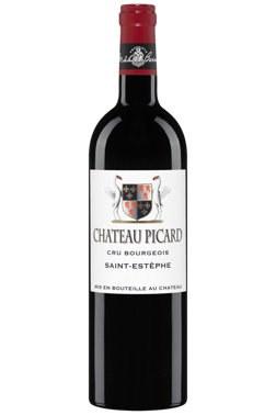 2012 Chateau Picard, AOC Saint-Estephe, Cru Bourgeois, Bordeaux, France