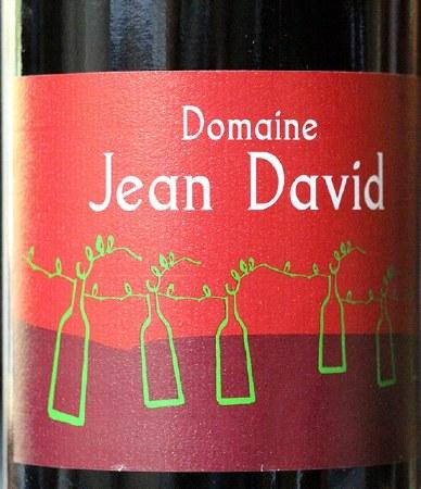 2014 Domaine Jean David, AOC Cotes du Rhone Red Wine, France