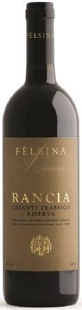 """2012 Felsina, """"Rancia,"""" DOCG Chianti Classico Riserva"""