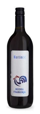 2015 Martincic, Modra Frankinja, Sentjernej, Slovenia, Posavje Region  1.0 Liter