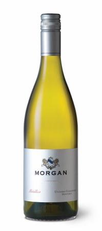"2014 Morgan, Un-Oaked Chardonnay, ""Metallico,"" AVA Monterey, CA"