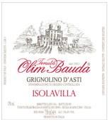 """2014 Tenuta Olim Bauda, """"Isolavilla,"""" DOC Grignolino d'Asti, Piedmont, Italy"""