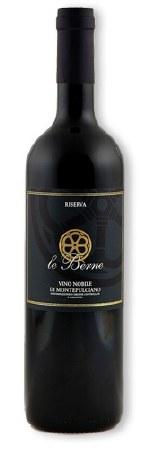 2012 Podere Le Berne, DOCG Vino Nobile di Montepulciano, Tuscany, Italy