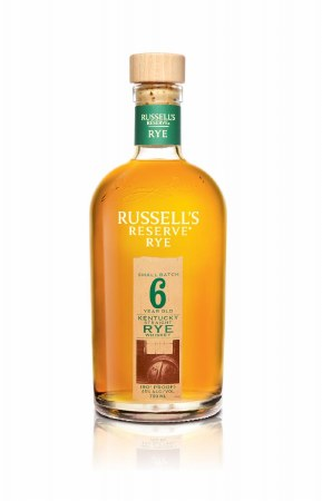 Russell's Reserve, Kentucky Straight Rye Whiskey, Aged 6 Years