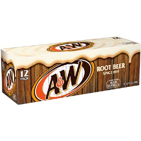 A&W RTBEER          12PK