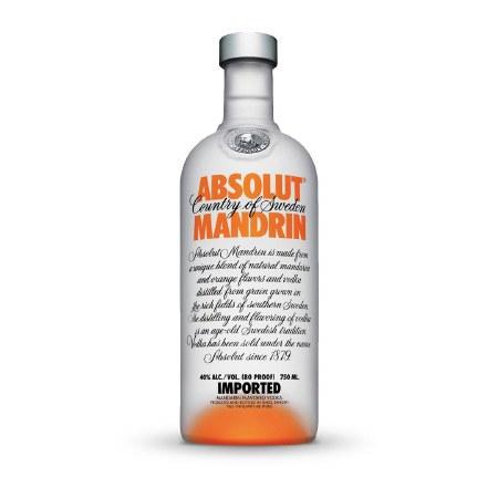 ABSOLUT MANDRIN     750