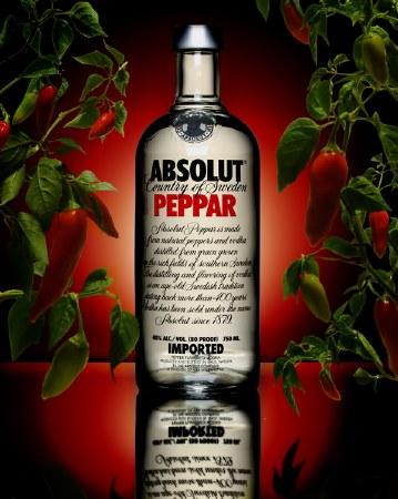 ABSOLUT PEPPAR       750
