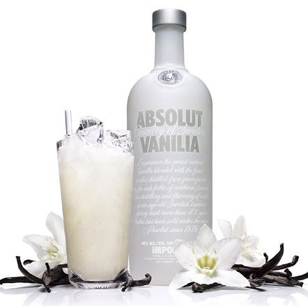 ABSOLUT VANILLA      750
