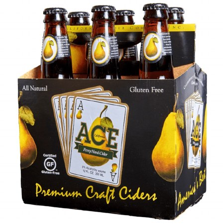 ACE PEAR CIDER 6PK