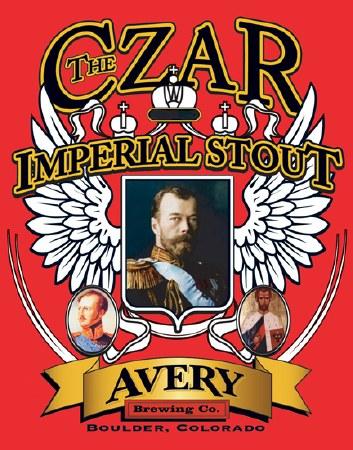AVERY CZAR IMPERIAL STOUT 22OZ