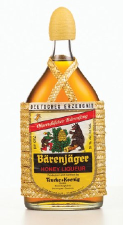 BARENJAGER HONEY     750