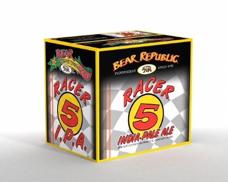 BEAR REP RACER 5  12PK